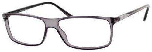 Gucci GG1039 Eyeglasses-07DS Gray Crystal-55mm