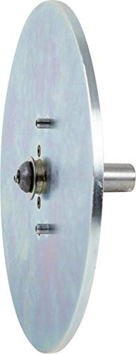 PFERD 83985 9'' Drive Arbor for 9-10'' Diameter Disc Brush, 3/4'' Shank