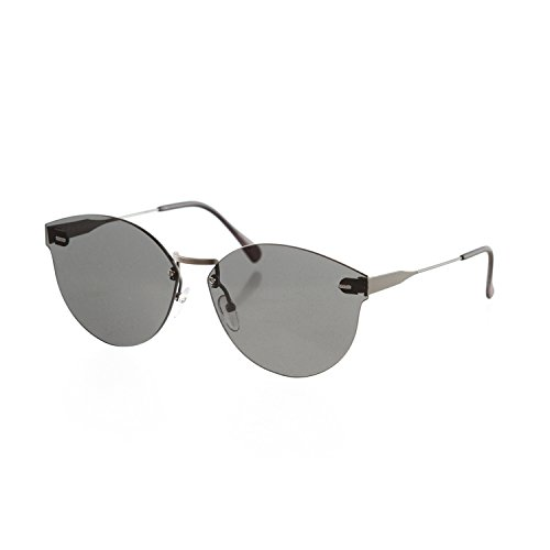 Retrosuperfuture Tuttolente Panama Black Sunglasses SUPER-RNN - Panama Super Sunglasses
