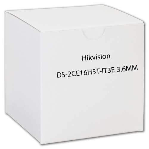Hikvision cm DS-2CE16H5T-IT3E 3.6MM 3.6mm 5MP TVI IR Outdoor Bullet Camera RTL