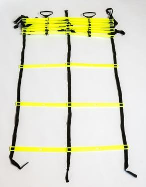 Sports Invasion DAL15 Dual Agility Ladder