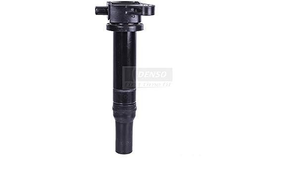 Set of 4 Denso Direct Ignition Coils for Hyundai Accent Kia Rio Rio5 1.6L L4