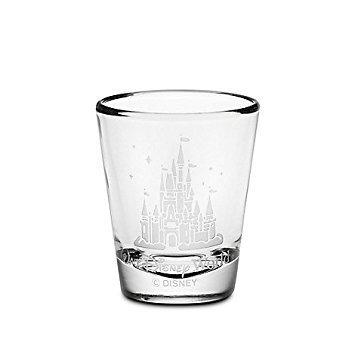 Walt Disney World Castle Toothpick/Shot Glass
