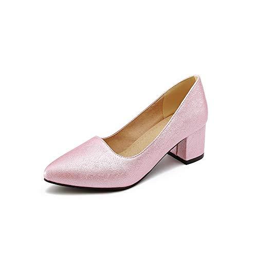 APL10612 BalaMasa Estilo para Baguette Baile Zapatos Mujer de Rosado Bdxwqrdg