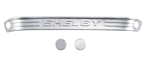 Yates Performance 2005-2014 Shelby GT-500 Aluminum Upper Console Map Light Trim - with - Shelby Gt500 2009