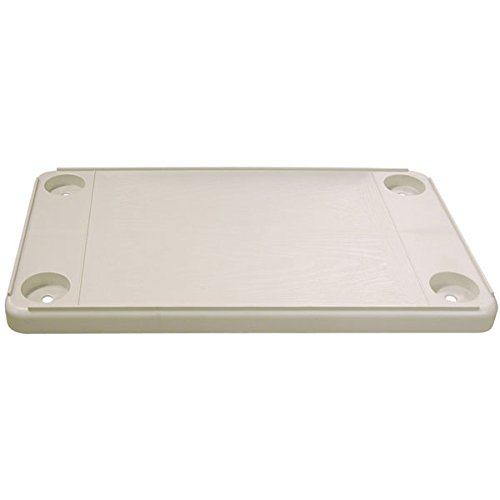JIF Marine DSH Rectangular Ivory Table KIT ()