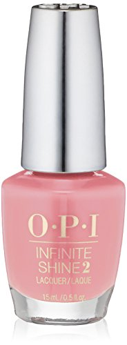 OPI Infinite Shine, Rose Against Time, 0.5 fl. oz.