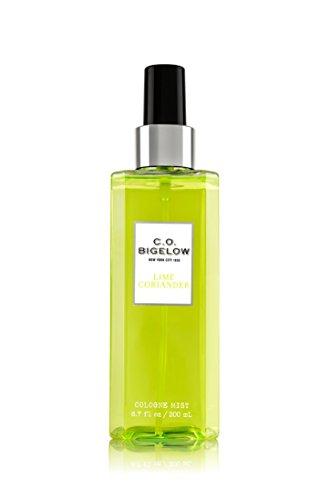 C.O. Bigelow Lime Coriander Cologne Spray 6.7 (Bigelow Coriander)