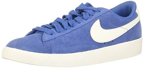 Nike Womens Blazer Low SD Trainers AV9373 Sneakers Shoes (UK 4.5 US 7 EU 38, Mountain Blue sail 405)