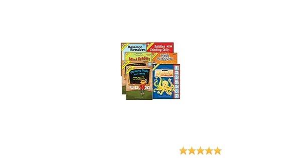 Grade 2 Test Prep Bundle For Cogat Amazoncom Books