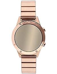 Relógio Euro Feminino Fashion Fit Reflexos Rosé Eujhs31Bac/4D