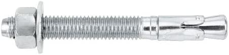 7465SD1-PWR Powers Fasteners ZP 1 x 12 In PK5 Wedge Anchor