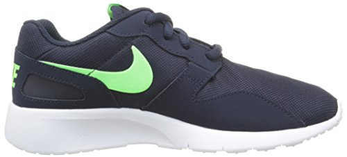 Voltage Niños Verde Negro Green de Nike Kaishi Zapatillas GS white Running Obsidian Blanco FnXXqvwUp