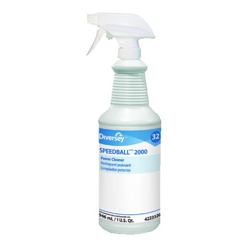 Diversey Speedball 2000 Heavy-Duty Cleaner (12 Per Carton) - BMC-DRK 5891164 by Miller Supply Inc
