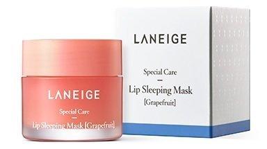 Laneige Lip Sleeping Mask – Grapefruit (Sweet Citrus) - @ Holiday Limited Edition @