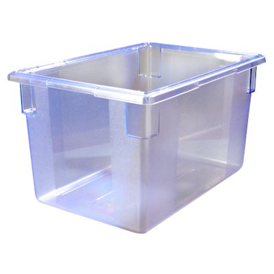 21.5 Gallon Blue StorPlus Color-Coded Food Storage Box 26