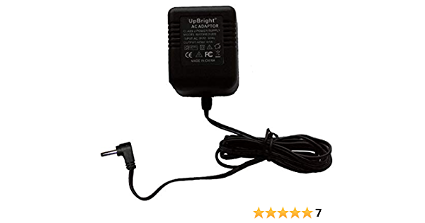 28660 Baby Link Wi-Fi Internet Viewing Camera 6VDC Power Supply Cord Cable PS Wall Home Battery Charger UpBright 6V AC//DC Adapter Replacement For Summer Infant 28630 28630A Fit Dual View Extra Camera