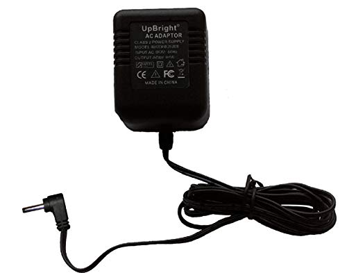 UpBright 6V AC Adapter for # U060030A12V E178074 US-0603 SIL Vtech AT&T DS6101 CRL82312 CRL82212 CS6919 CS6529 CS6619 CS6629 CS6859 EL52100 EL52109 TL86009 DM111 CRL8111 Phone Handset 6VAC (NOT 6VDC)