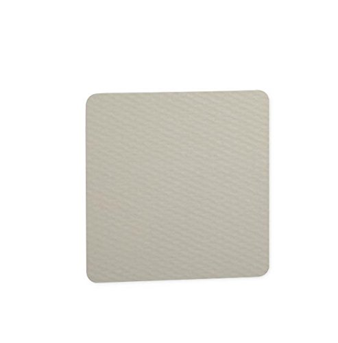 Medline MSC1544EPZ Optifoam Thin Adhesive Dressings, 4