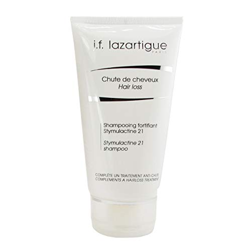Jf Lazartigue Fortifying Shampoo Stymulactine 21 For Hair Loss 150ml