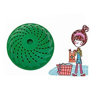 AISIBO 洗濯ボール 洗濯ボール 洗剤なしで洗う 家庭 妻 ヘルパー ツール グリーン B07DY1FRY4