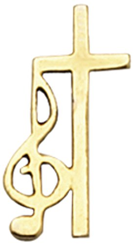 (Cathedral Art T317 G-Clef Inspirational Lapel)