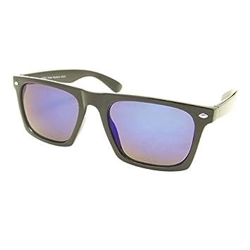 Sqaure Flat Retro Gafas de sol Gafas años 50 plano Style ...