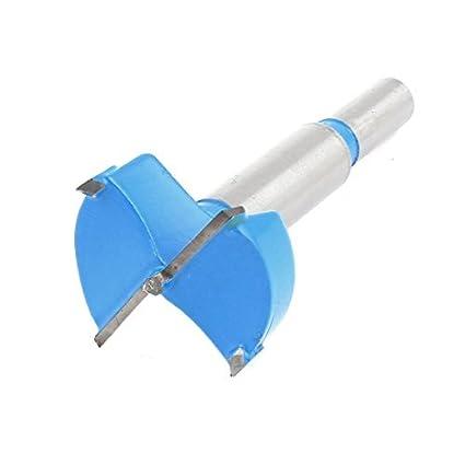 eDealMax madera herramienta de corte de 35 mm Diámetro de la bisagra de perforación poco aburrido