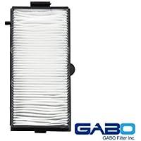 Gabo Filters D-PA-01B for Panasonic PT-EX600 Part# ET-RFE200