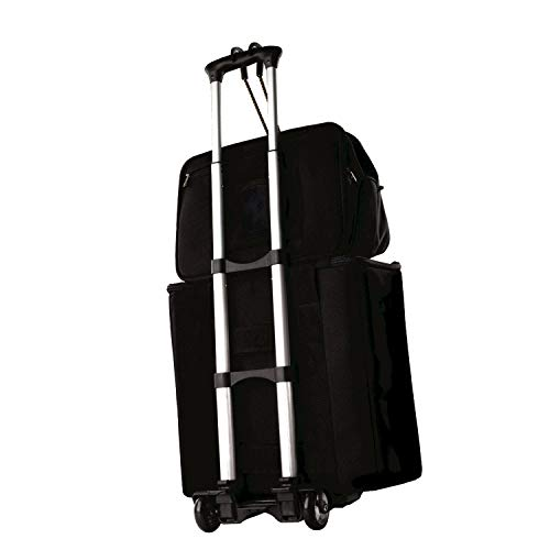 Samsonite Compact Folding Luggage Cart, Black