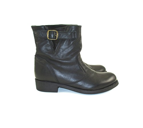 Silfer Shoes Mujer Botas Estilo Motero