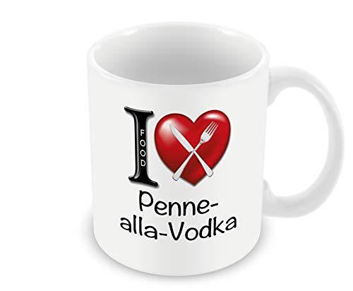 Chalkhill Printing Company CP 610 Food Mug-I Love Penne-alla-Vodka