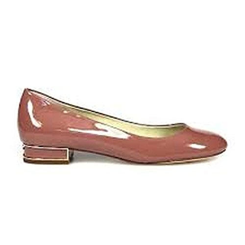 MICHAEL KORS JOY KITTEN PUMP DUSTY ROSE 7 by Michael Kors