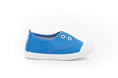 124 ragazzi garanzia ragazze In tela punta rinforzata Made Blue Scarpe Calzature Royal Mod e qualità di di per Angelitos Spain Bambini con 6PwqgTgY