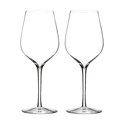 Waterford Elegance Set Of Two Savignon Blanc Wine Glasses - Elegance Stemware