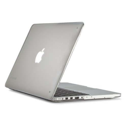 (Speck Products SeeThru Hard Shell Case for MacBook Pro with Retina Display 13-Inch, Clear)