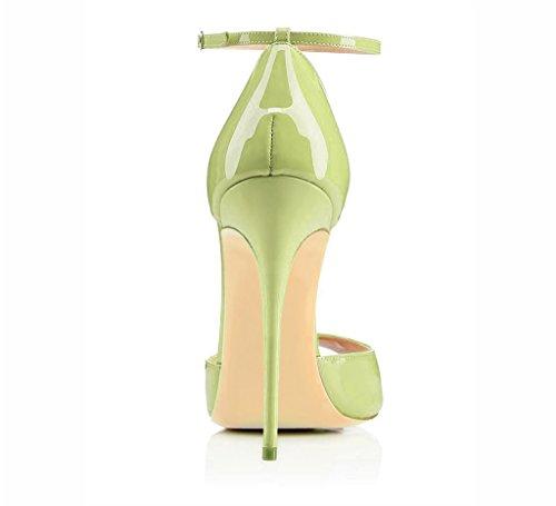 EDEFS - Tira de tobillo Mujer Verde