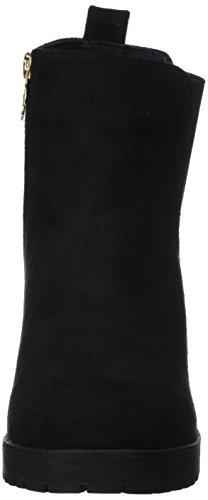 XTI Damen 047398 Booties Black (Schwarz)