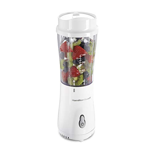 Hamilton Beach Personal Blender for Shakes and Smoothies with...