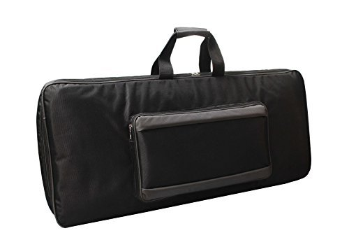 Korg SP170s - 88 - Key Piano heavy padded Gig bag Cover (53.5X15X7) - Bar Chord Sheet