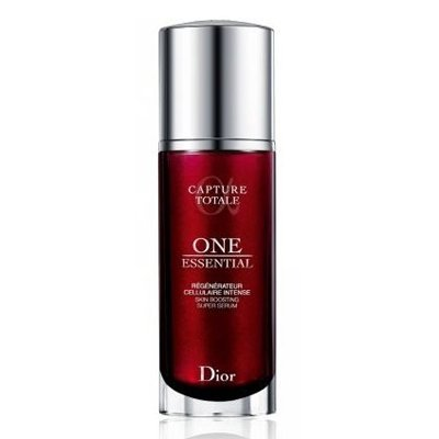 Christian Dior One Essential Intense Skin Detoxifying Booster Serum for Unisex, 1.7 Ounce