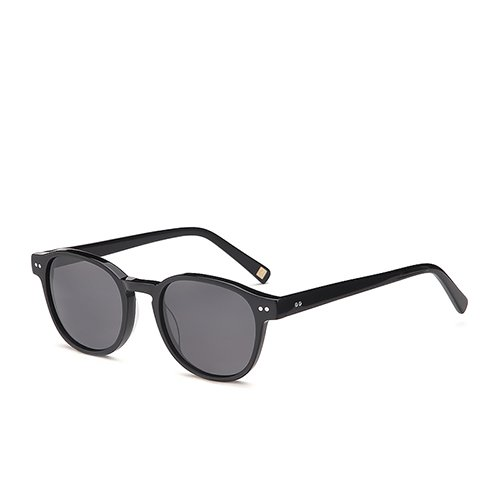 Sol Smoke Acetato de C01 Sunglasses Demi Guía Gafas Black de Unisex Hombres Brown Gafas polarizadas TL Sol en Gafas recorriendo C02 para 14tgvw
