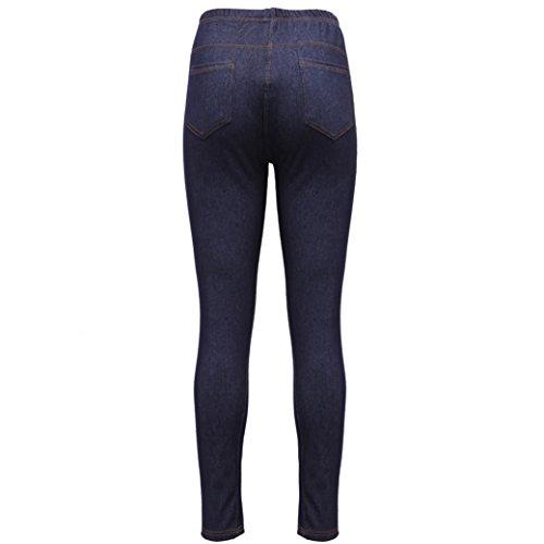 UK 8 DE 26 De 1pc Denim Femmes Navy Maigre Grande Taille Neuf Only Legging 3 Regard Leggings Jegging Pack lastique VR7 tax6qW