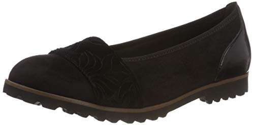 Bailarinas Jollys Gabor Shoes 40 Cognac para Gabor Negro Schwarz Mujer nxwgt