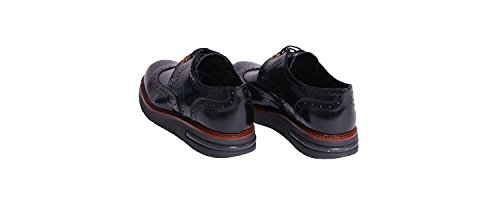 Sconosciuto Men's Loafer Flats Black Edp8t