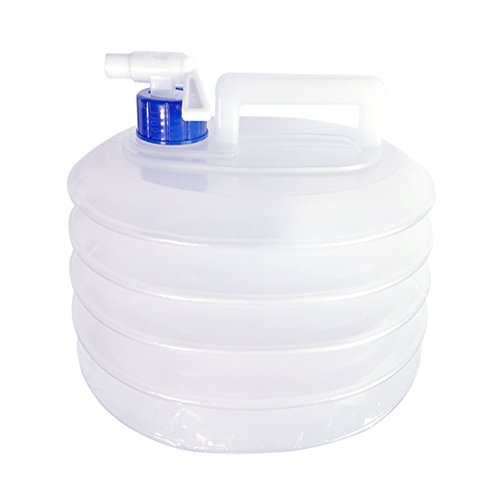 Qinghu 5 Litre /10 Litre /15 Litre Collapsible Water Container, Portable Water Carriers for Caravans Hiking Hunting Camping Climbing Travel Outdoor Activities water kettle