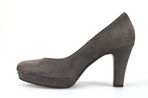 37 Beige EU Pumps Shoes US 7 Suede Elite Woman Fq4azw0pS
