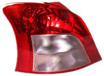 TYC 11-11068-01 Toyota Yaris Driver Side Replacement Tail Light Assembly