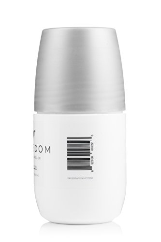 Freedom All-Natural, Aluminum Free Roll-on Deodorant for Men and Women That Works All Day (Coco-Van) by Freedom (Image #2)
