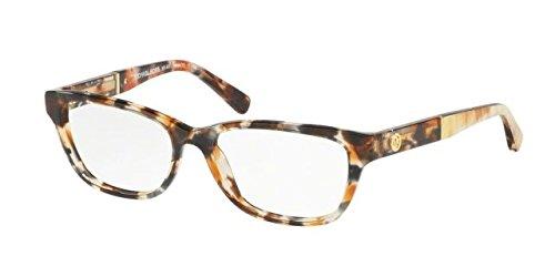 Michael Kors RANIA IV MK4031 Eyeglass Frames 3169-49 - Tiger Tortoise MK4031-3169-49 Tiger Eyeglass
